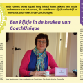 CoachUnique in de spotlights