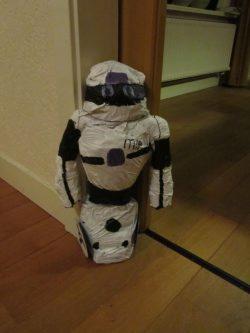 surprise robot MIP