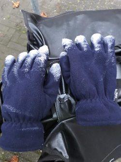IJskoude handen